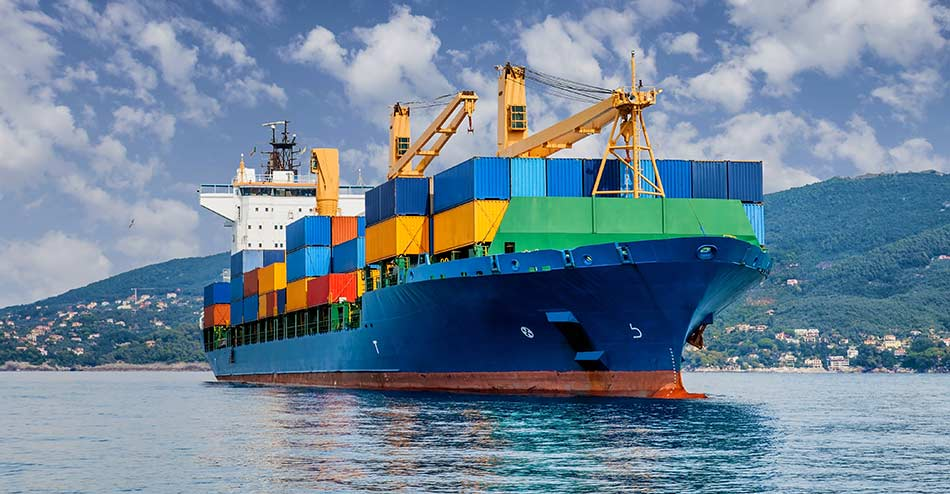 Sea Freight - Filbert Logistics Ltd.